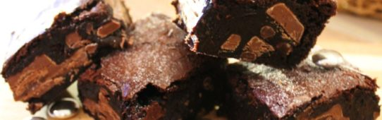 Easy-To-Make Decadent Chocolate Brownies