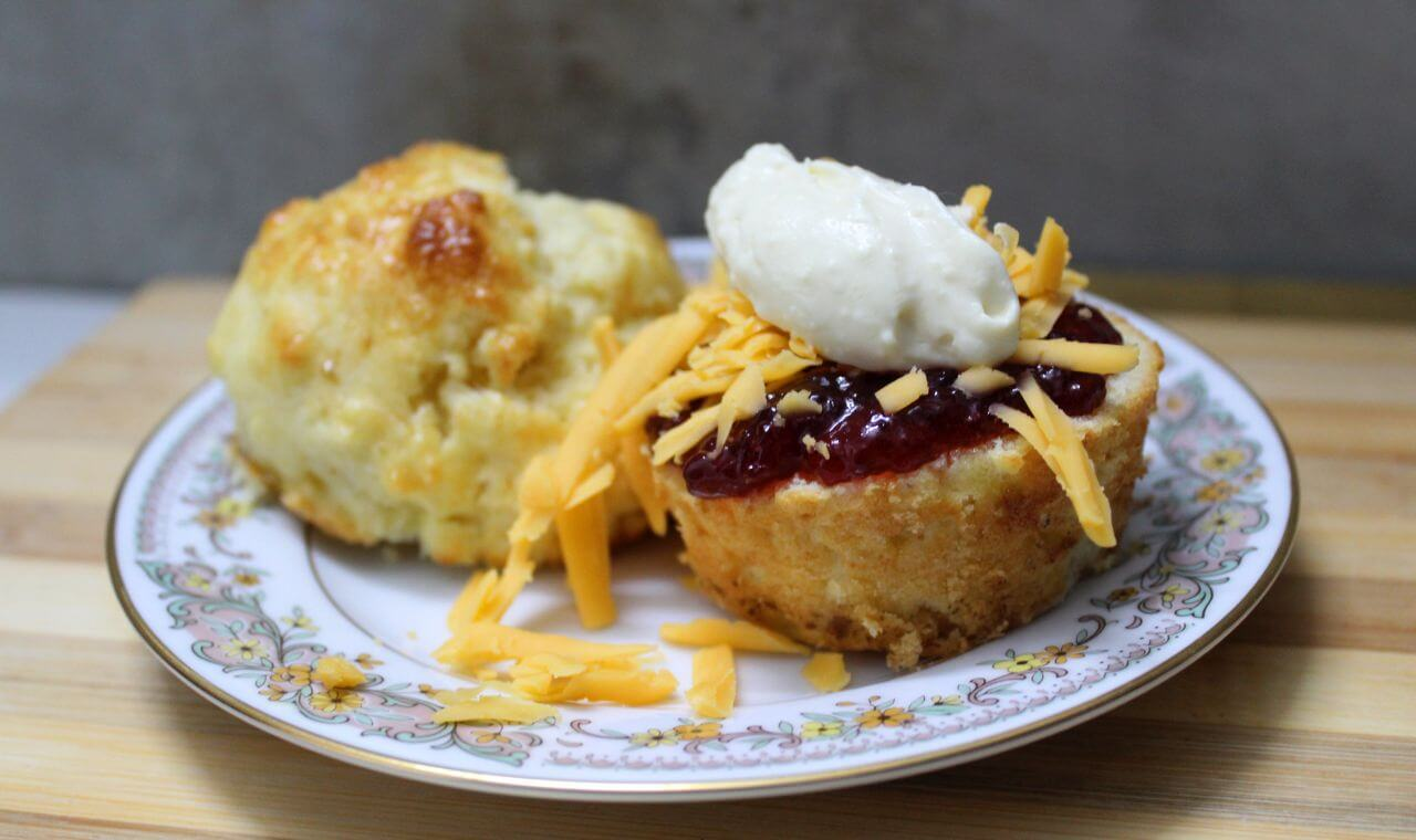 Easy-Cheat Scrumptious Scones