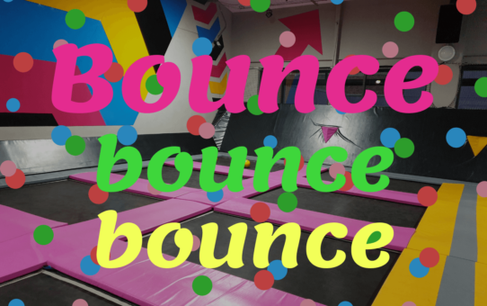An Introvert's Dramatic Guide to Bounce Fit